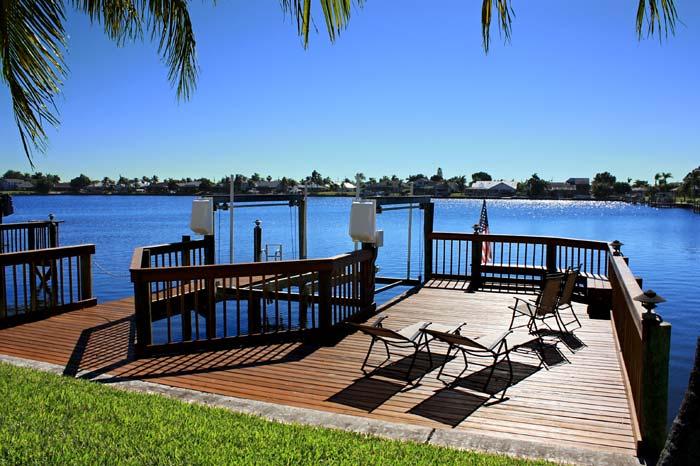 Villa Cape Coral Florida